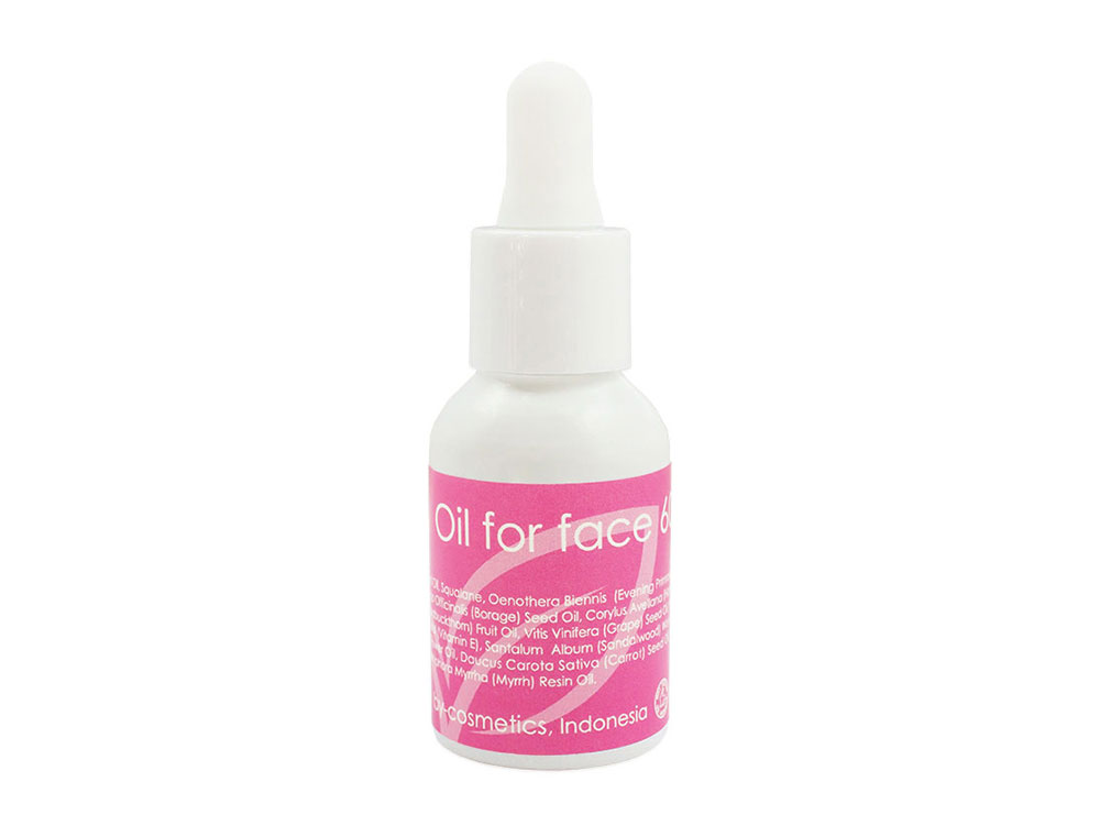 Oil For Face 60+